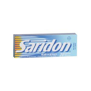 Saridon Tabletten A 20 Stuks