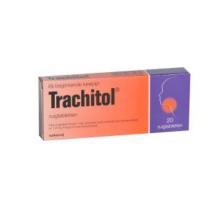 Trachitol Zuigtabletten A 20 Stuks
