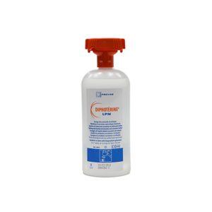 Diphoterine Portable Oogspoeling Fles 500 Ml 6 Stuks